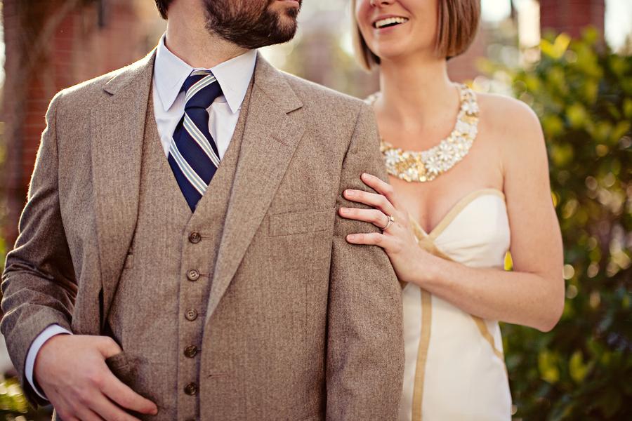 DIY Wedding by Studio222 Photography via TheELD.com