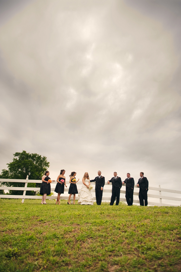 A Fun Rustic Texas Wedding