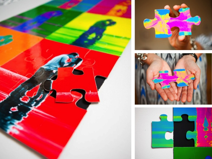 Puzzles, Pop Art, and DIY Photos! via TheELD.com