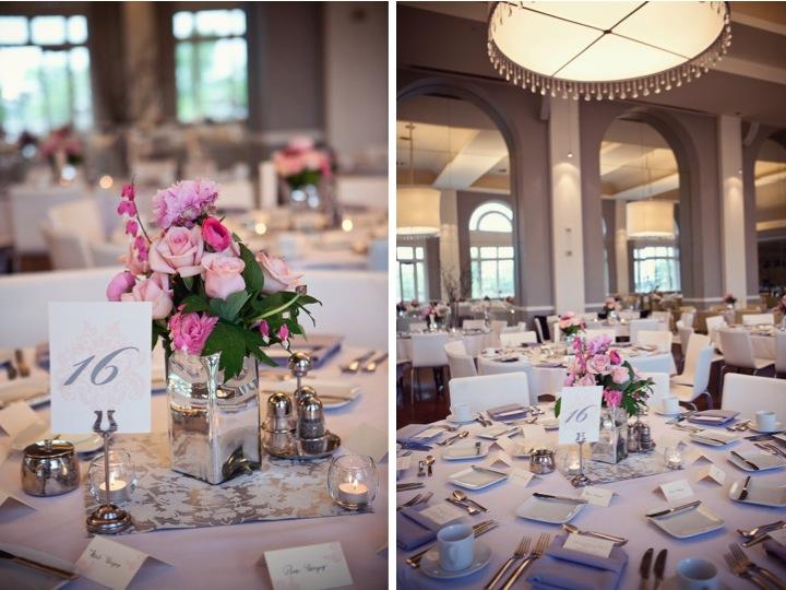 Pink And Grey Wedding Decorations Gallery - Wedding Decoration Ideas