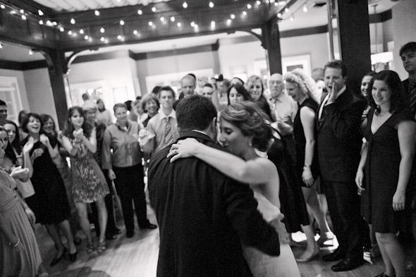 Green & White California Wedding via TheELD.com