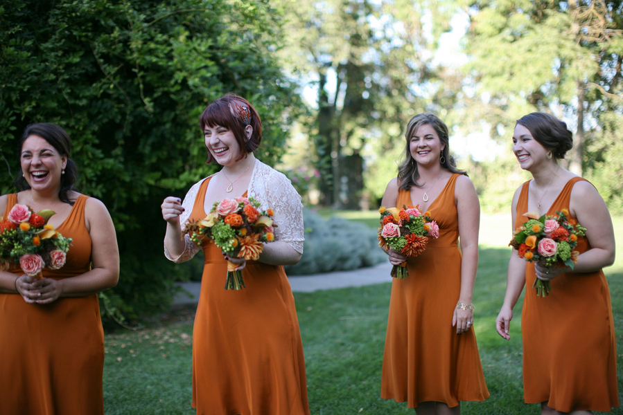 Colorfully Gorgeous California Wedding