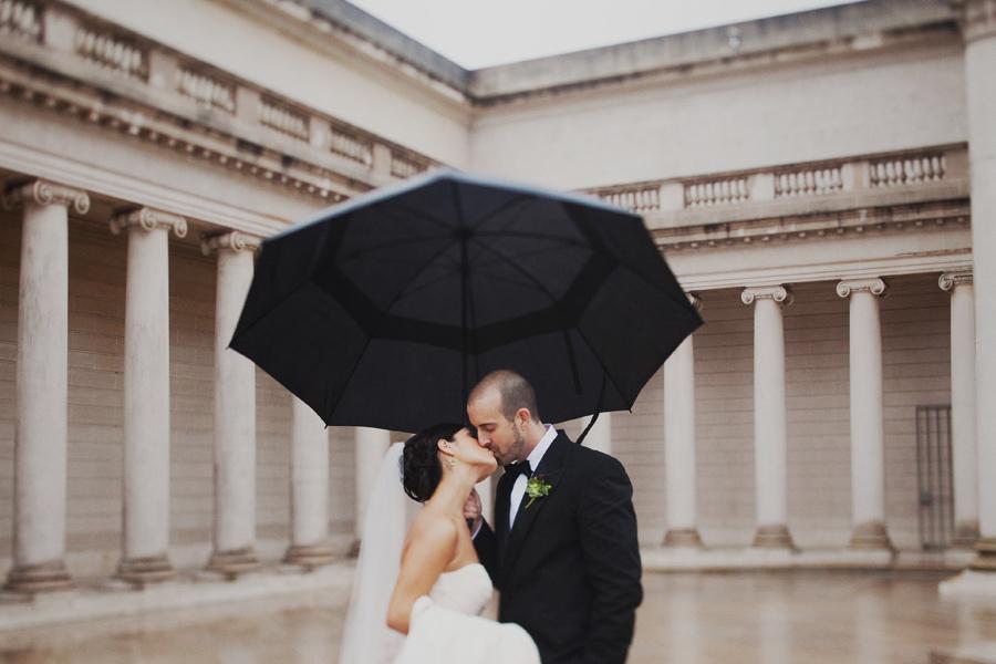 Rainy Day San Francisco Wedding: Part 2 via TheELD.com