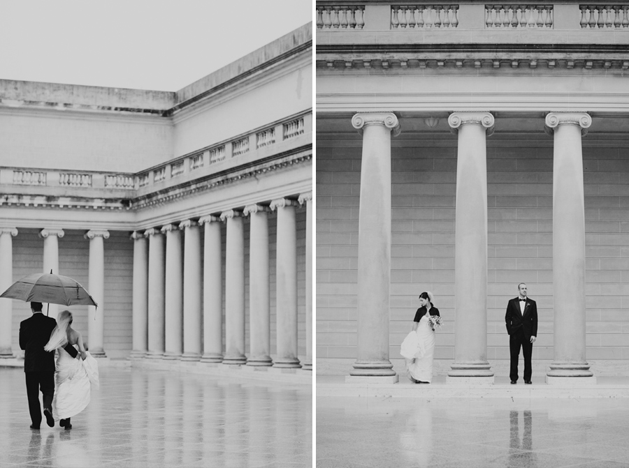 Rainy Day San Francisco Wedding: Part 2