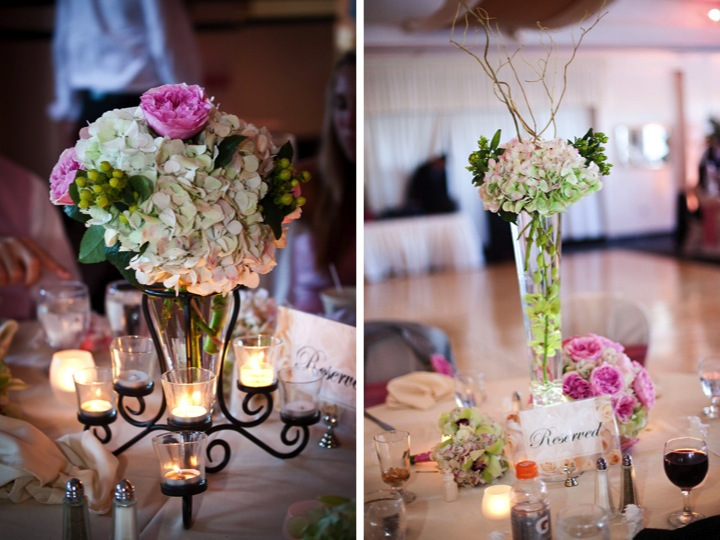 Pink Amp Gray Florida Wedding Every Last Detail