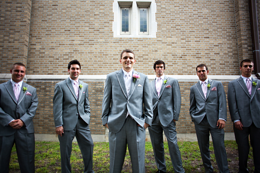 Pink Gray Florida Wedding Every Last Detail Pink Gray Florida Wedding