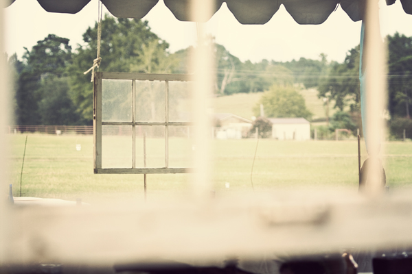 Eclectic Outdoor Wedding: Part 2