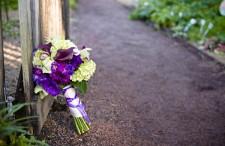 Purple and green wedding 4