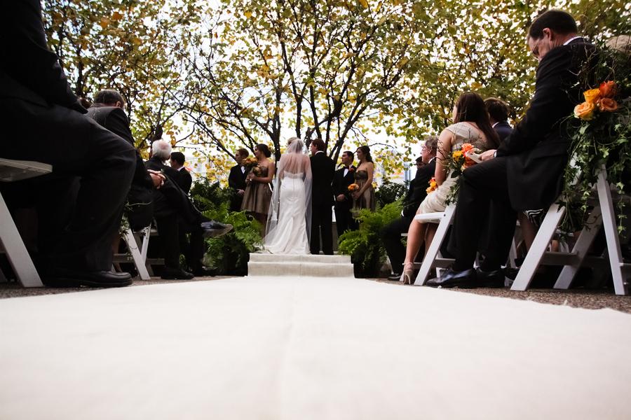 Classic Nashville Wedding via TheELD.com