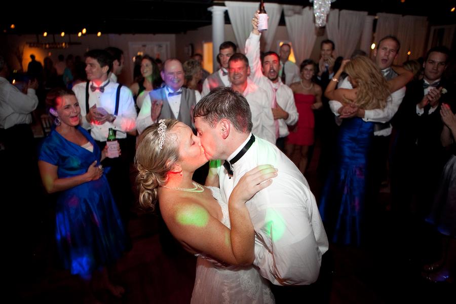 Gorgeous Pink Florida Wedding via TheELD.com
