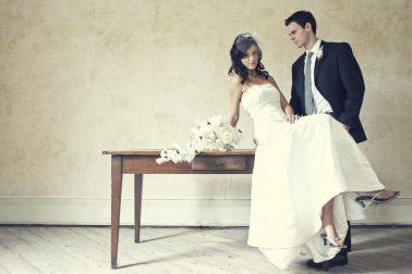Unique vintage wedding inspiration 16