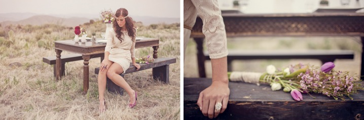 {Vintage Indie Bohemian} Style Dictionary Inspiration Shoot