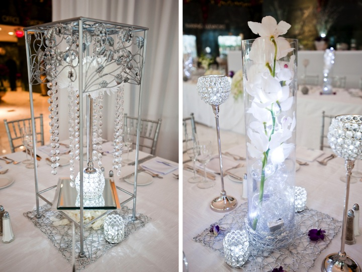 FAB Centerpiece For Those BLING Candle Holders Project Wedding Forums