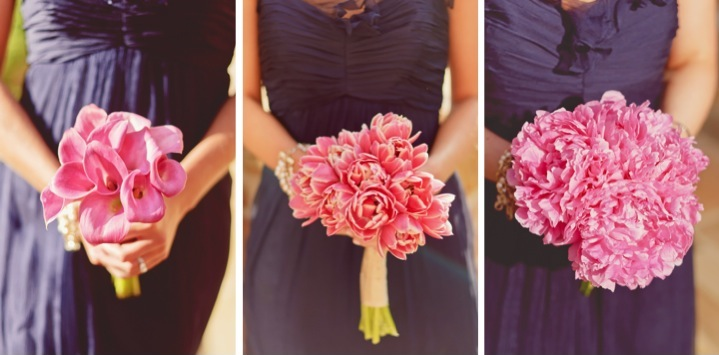 Elegant pink navy wedding part 1 every last detail for Navy blue and pink wedding