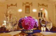 Pink and navy elegant wedding 29