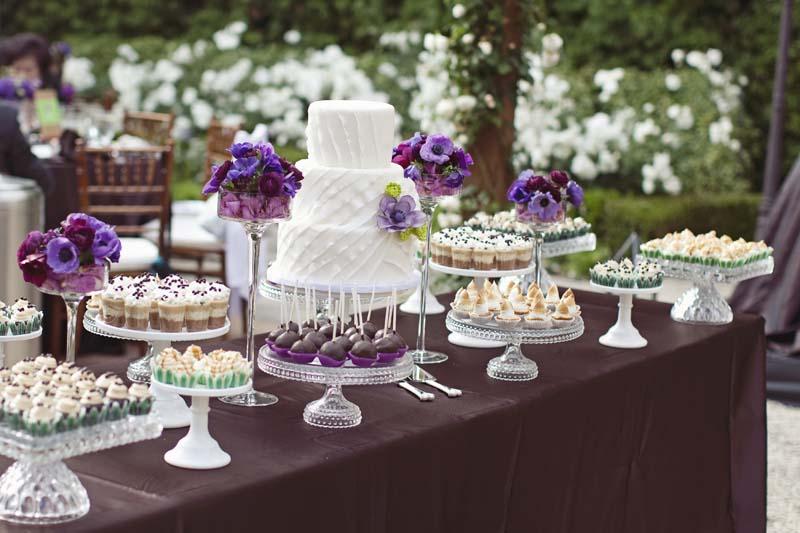 purple and green wedding cake | greek wedding dresses 50th wedding ...