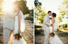 Elegant vineyard wedding 11