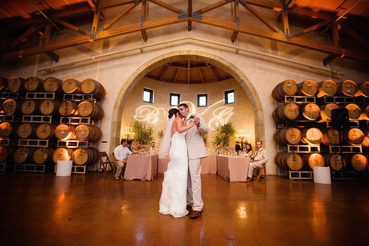Elegant Vineyard Wedding Every Last Detail