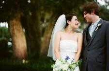 Classic Blue Florida Wedding 16