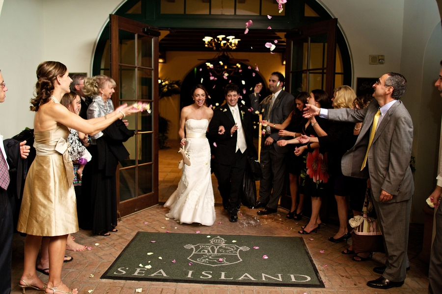 Classic Candlelit Wedding via TheELD.com