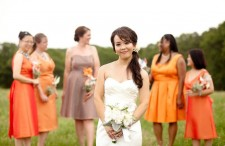 Rustic eclectic wedding 10
