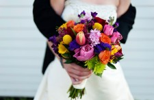 Eclectic Colorful wedding 3-2