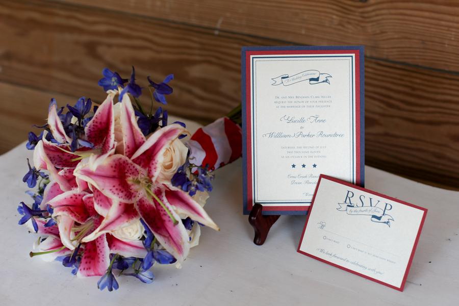 Americana Inspiration Shoot via TheELD.com