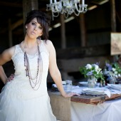 Western Couture Wedding Inspiration 22
