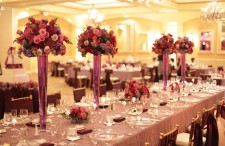 Elegant Purple Wedding 19