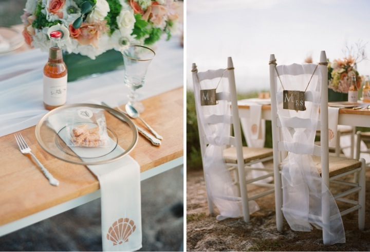 Natural Beach Chic Inspiration Shoot