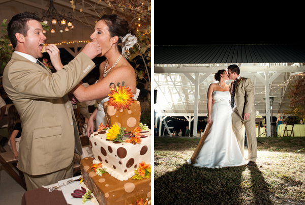 Eclectic Carnival Themed Tennessee Wedding