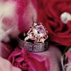Eclectic Pink Florida Wedding 3