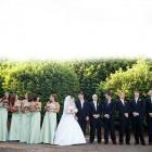 Elegant green and purple wedding 19