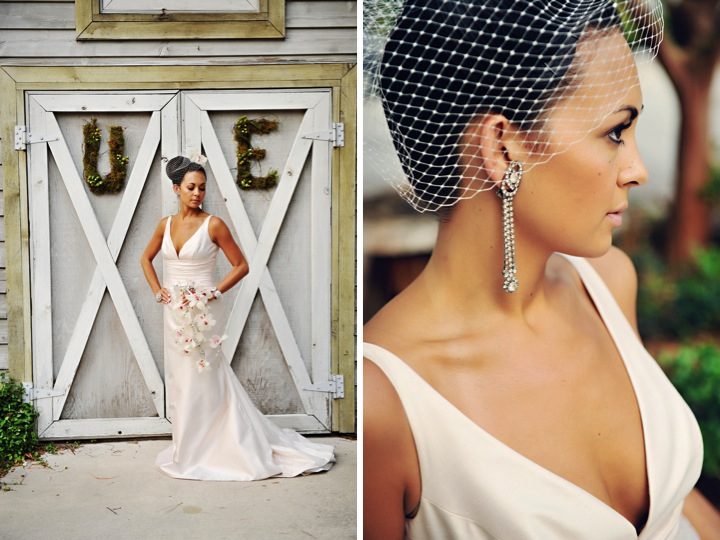 Fashionable Wedding Inspiration Shoot