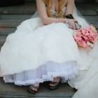 Elegant pink and black wedding 26