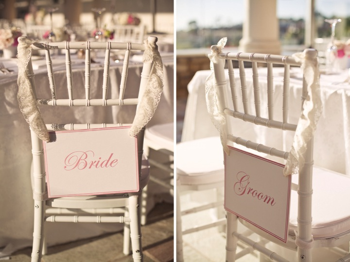 Pink and white shabby chic wedding 34 St. Regis Wedding