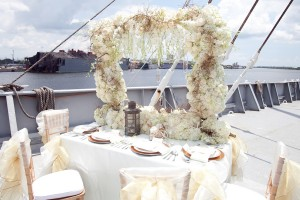Modern Nautical Wedding inspiration 5