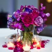 Elegant Purple and Red Wedding_029