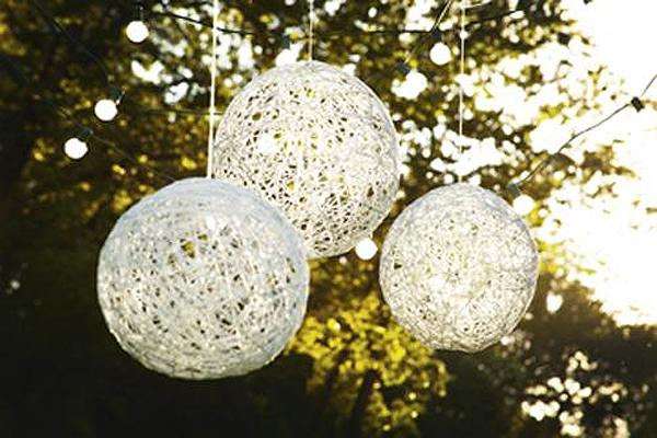 Diy wedding detail inspiration every last detail - Make hanging lanterns ...