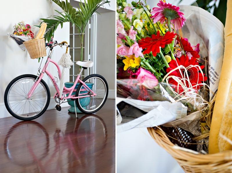 Parisian Bridal Shower via TheELD.com