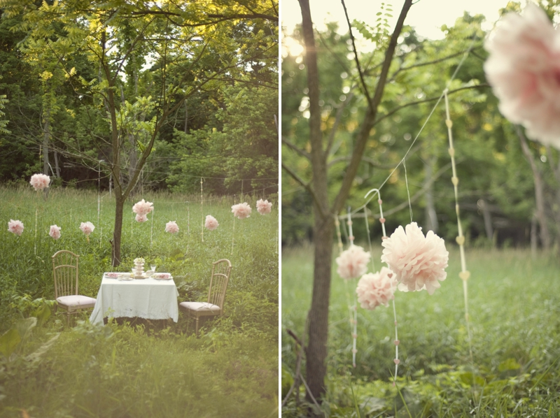 Dainty Pink Vintage Wedding Inspiration