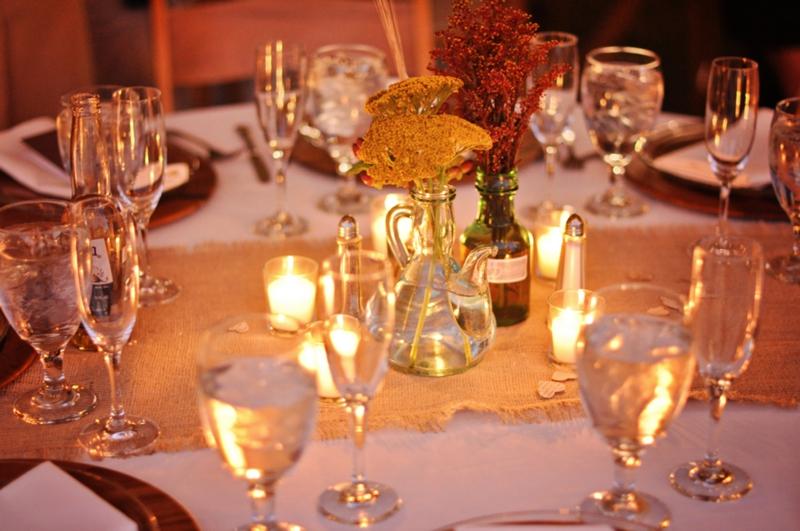 Rustic Georgia Farm Wedding via TheELD.com