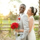 Rustic Red & White Wedding_020