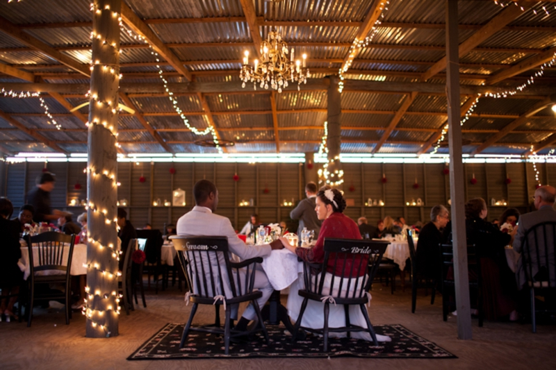 Fresh Very Cheap Wedding Venues Near Me: Red, Brown & White Vintage Rustic Wedding