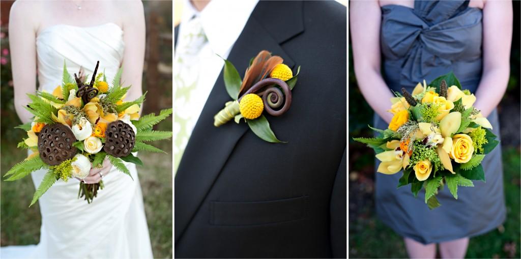 Classic and Rustic North Carolina Wedding via TheELD.com