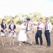 DIY Vintage Barn Wedding_018