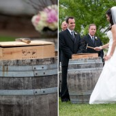 Navy and Pink Vineyard Wedding_008