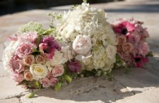 Pink Aqua and White Beach Wedding_002