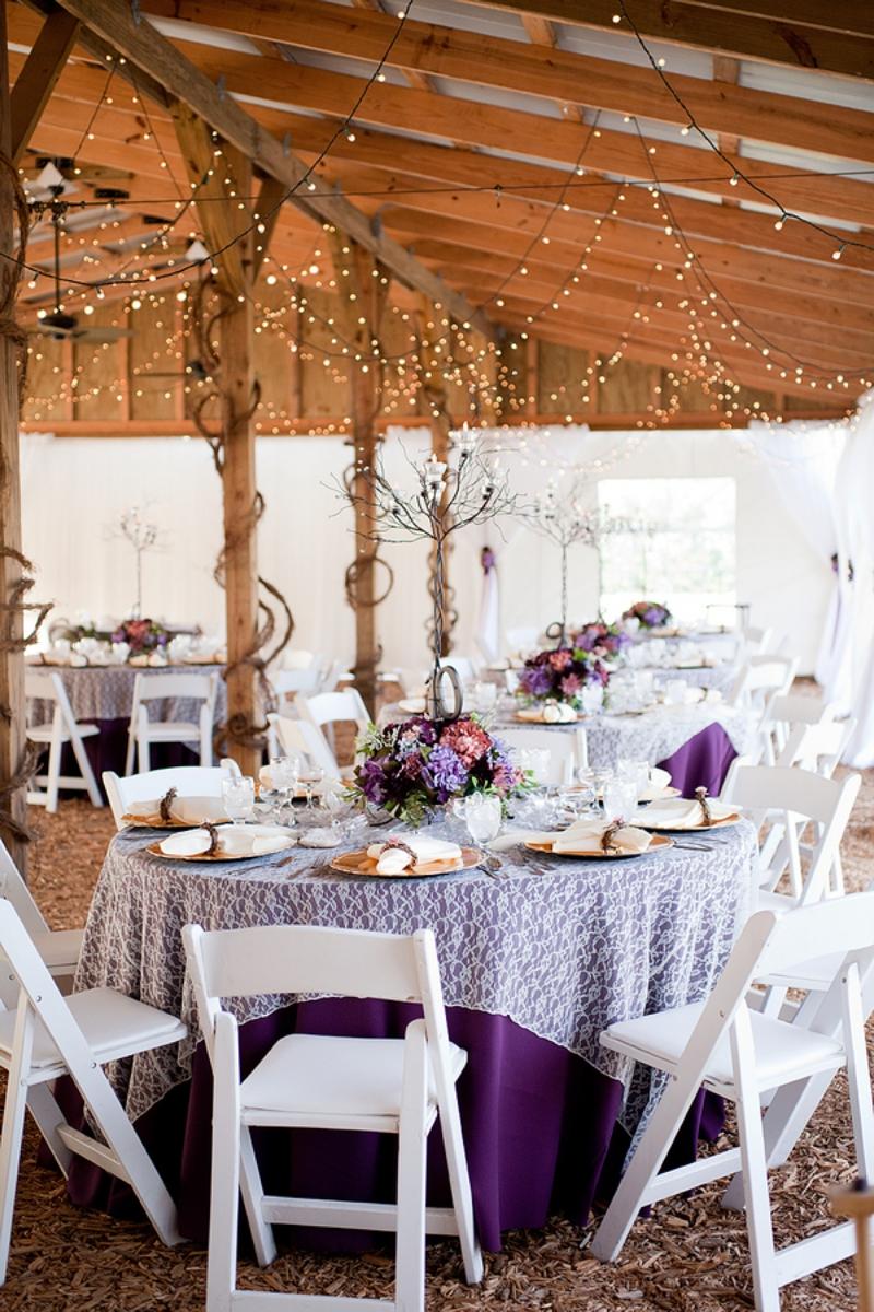 Wedding decorations on tables  Nicola Elliott elliottn on Pinterest
