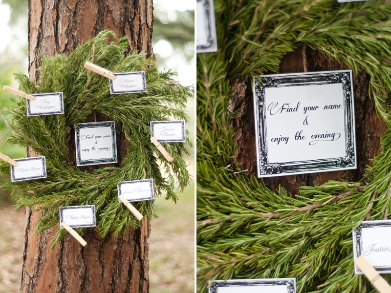 Rustic Elegant Yellow & Green Wedding Inspiration via TheELD.com